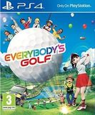 Everybodys Golf PS4 kansikuva
