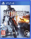 Battlefield 4 PS4 kansikuva