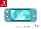 Nintendo Switch Lite turkoosi