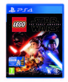 Lego Star Wars The Force Awakens PS4 kansikuva