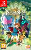 Ni no Kuni: Wrath of the White Witch Switch  kansikuva
