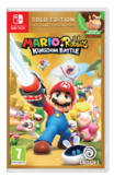 Mario + Rabbids Kingdom Battle Gold Edition Switch kansikuva