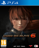 Dead or Alive 6 PS4 kansikuva
