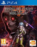 PS4 Sword Art Online Fatal Bullet
