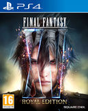 Final Fantasy XV Royal Edition PS4 kansikuva