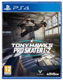 Tony Hawk´s Pro Skater 1 and 2 Remaster PS4