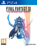 Final Fantasy XII: The Zodiac Age PS4 kansikuva