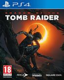 Shadow of the Tomb Raider PS4 kansikuva
