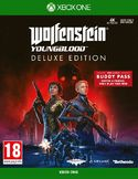XONE Wolfenstein Youngblood Deluxe Edition kansi