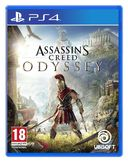 Assassins Creed Odyssey PS4 kansikuva