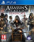 Assassins Creed Syndicate PS4 kansikuva