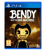 Bendy and The Ink Machine PS4 kansikuva