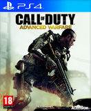 Call of Duty: Advanced Warfare PS4 kansikuva