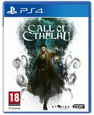 Call of Cthulhu PS4 kansikuva