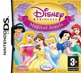 Disney Princess Magical Jewels DS kansikuva