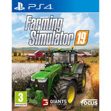 Farming Simulator 19 PS4 kansikuva