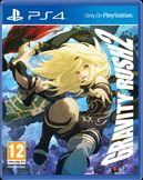 Gravity Rush 2 PS4 kansikuva