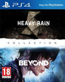 Heavy Rain ja Beyond: Two Souls Collection PS4 kansikuva