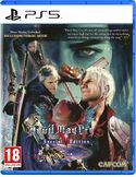 Devil May Cry 5 Special Edition PS5 kansi