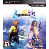 Final Fantasy X & X-2 HD Remaster PS3 kansi
