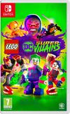 Lego DC Super Villains Switch kansikuva