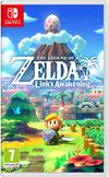 The Legend of Zelda: Link´s Awakening Switch kansikuva