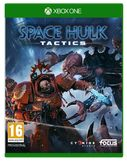 Space Hulks Tactics Xbox One kansikuva