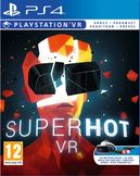 Superhot VR PS4 kansikuva