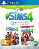 The Sims 4 Cats and Dogs Bundle PS4 kansikuva