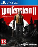 Wolfenstein 2: The New Colossus PS4 kansikuva
