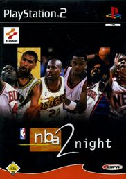 ESPN NBA 2NIGHT PS2 (käytetty)