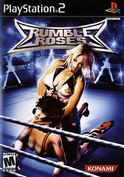 Rumble Roses PS2