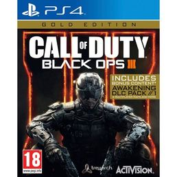 Call of Duty: Black Ops III Gold Edition PS4