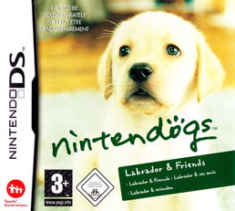 Nintendogs Labrador &  Friends Nintendo DS