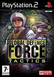 Global Defence Force Tactics PS2 (käytetty)