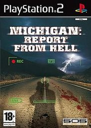 Michigan: Report From Hell PS2 (käytetty)