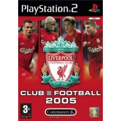 Liverpool FC Club Football 2005 PS2