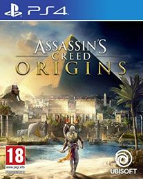 Assassin´s Creed Origins PS4 kansikuva
