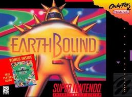 Earthbound SNES (käytetty)