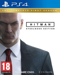 Hitman The Complete First Season PS4 kansikuva