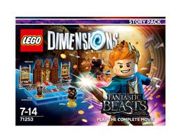 Lego Dimensions Story Pack: Fantastic Beasts