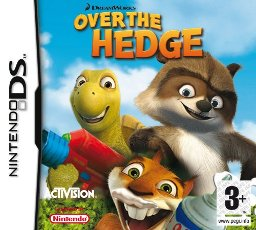 Over the Hedge DS