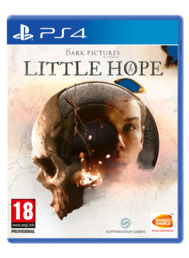 The Dark Pictures Anthology: Little Hope PS4