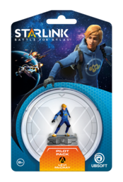 Starlink: Battle for Atlas Pilot Pack Levi McCray