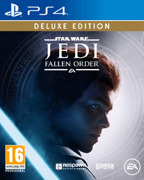 Star Wars Jedi: Fallen Order Deluxe Edition PS4