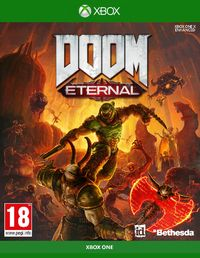 Doom Eternal Xbox One Kansikuva