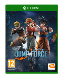 Jump Force XBOX One kansi