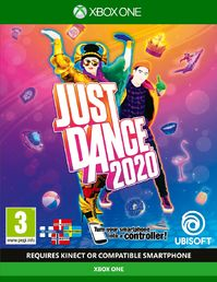 Just Dance 2020 Xbox One kansikuva