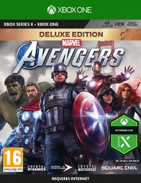 Marvel´s Avengers Deluxe Edition Xbox One