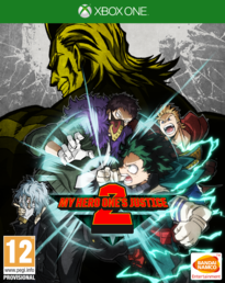 My Hero Ones Justice 2 Xbox One